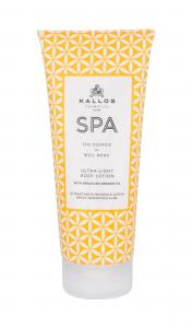 KALOS Cosmetics SPA tělové mléko Ultra-Light 200 ml