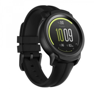 TICWATCH E2 Shadow Black sportovní hodinky
