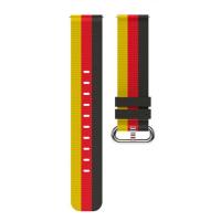 TICWATCH World Cup Strap - Germany řemínek ke sportovním hodinkám