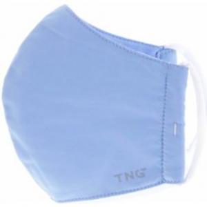 TNG Rouška textilní 3-vrstvá světle modrá velikost L 1 kus