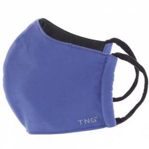 TNG Rouška textilní 3-vrstvá tmavě modrá velikost M 1 kus