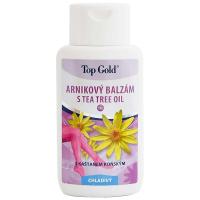 TOP GOLD Arnikový balzám s Tea Tree Oil 200 ml