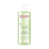 TOPICREM Čisticí gel pro mastnou a citlivou pleť AC 200 ml