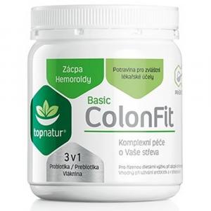 TOPNATUR ColonFit Basic prášek 180 g