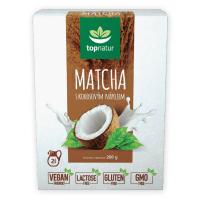 TOPNATUR Matcha s kokosovým nápojem 200 g