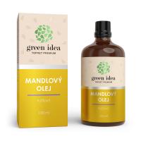 TOPVET Mandlový olej pleťový 100 ml