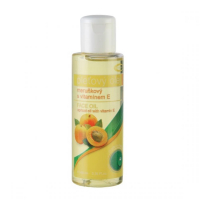 TOPVET Meruňkový olej 100 % s vitaminem E 100 ml