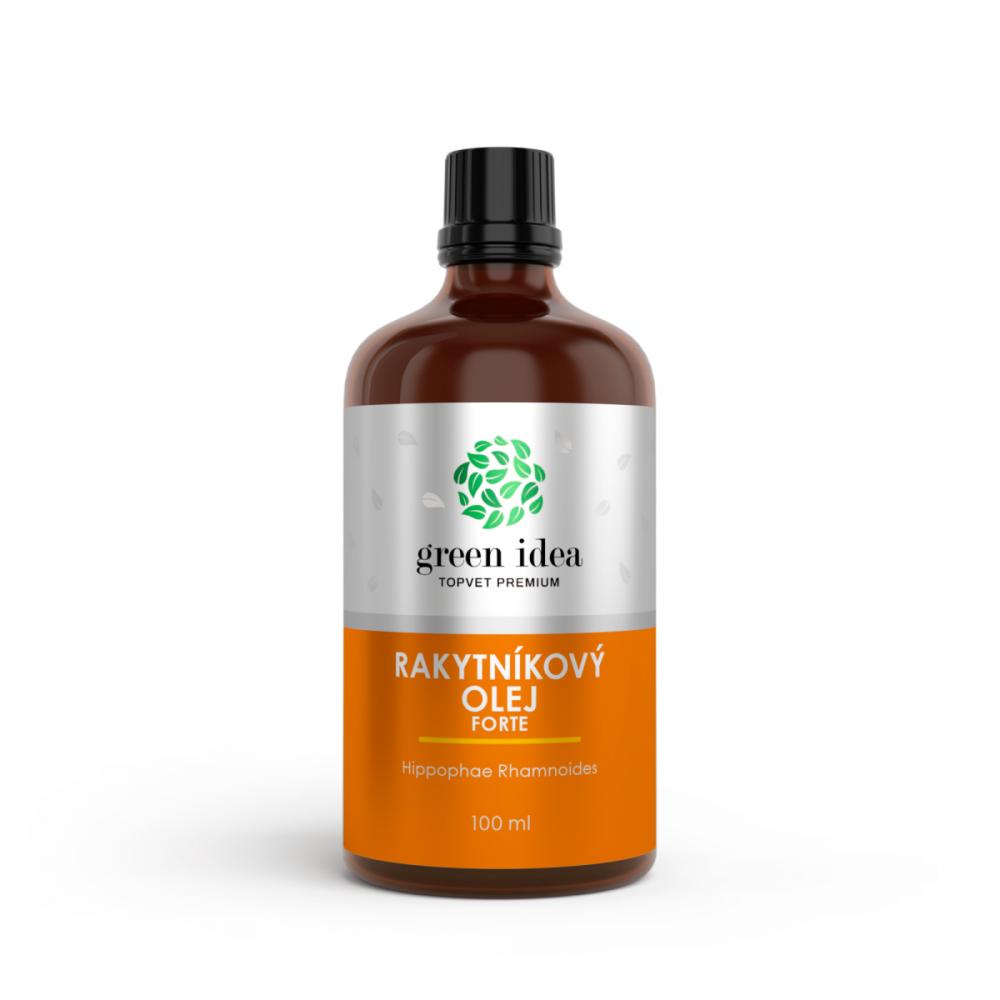 TOPVET Rakytníkový olej 100 ml