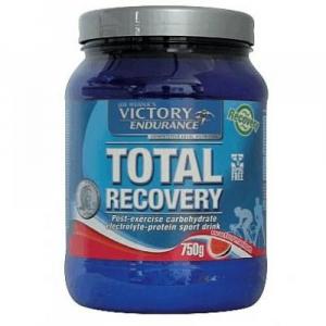 Total Recovery, potréninkový přípravek, 750 g, Weider - Čokoláda