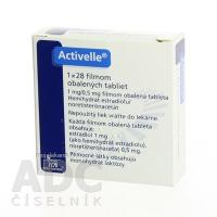 ACTIVELLE  1X28 Potahované tablety