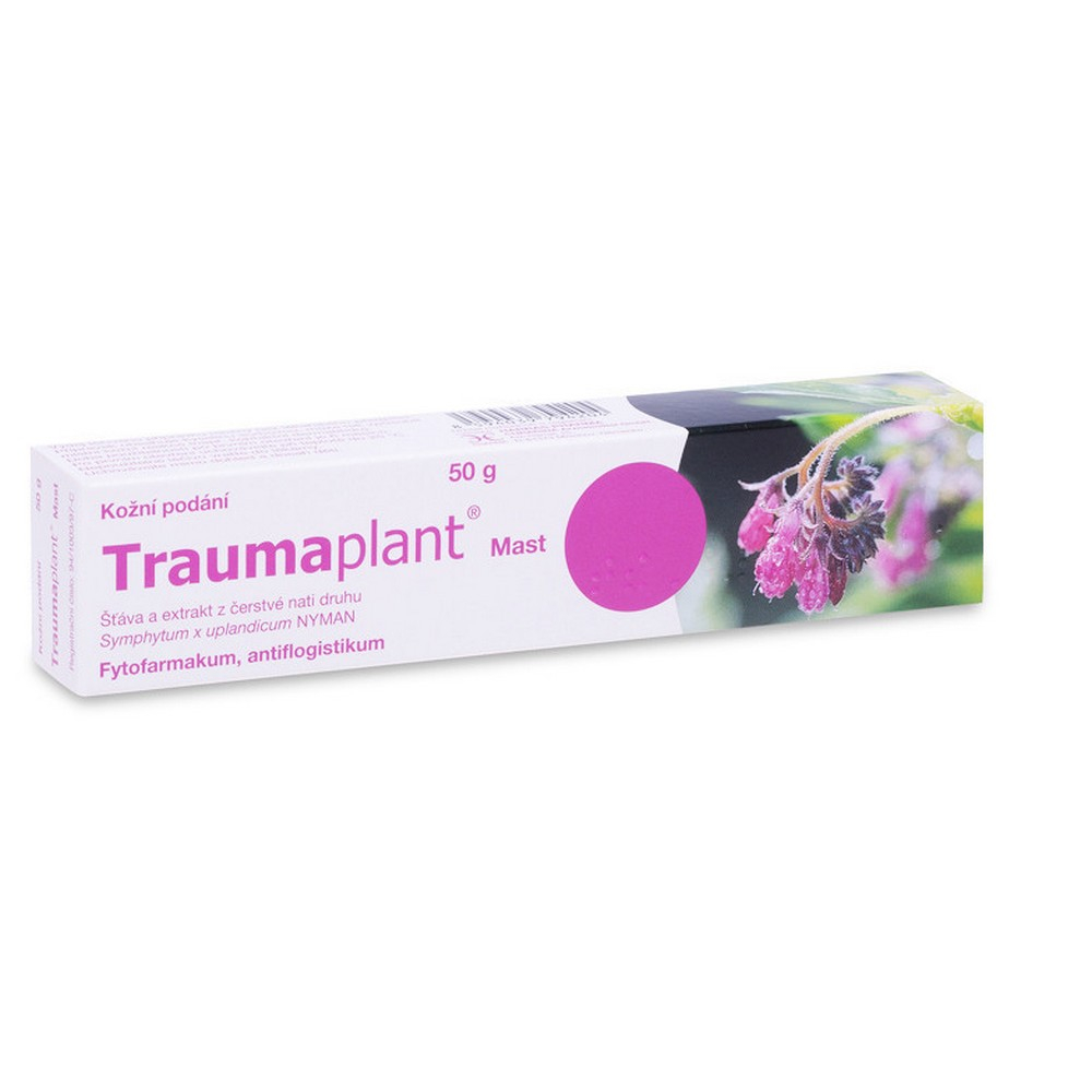 TRAUMAPLANT UNG Mast 50 g