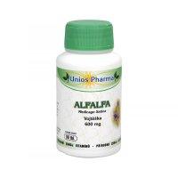 UNIOSPHARMA Trophic Alfalfa 600 mg 90 tablet
