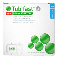 Tubifast Blue 10 2-way 7.5cmx10m