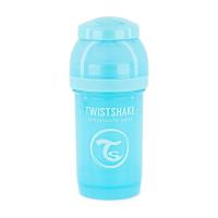 TWISTSHAKE Kojenecká láhev Anti-Colic modrá 0 + měsíců 180 ml
