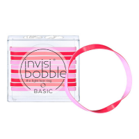 INVISIBOBBLE Basic Ultra tenká gumička do vlasů True Black
