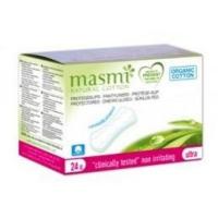 MASMI Ultratenké slipové vložky z organické bavlny 24 kusů