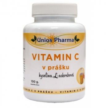 UNIOSPHARMA Vitamin C v prášku 100 g