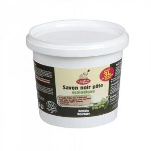 LA DROQUERIE ECOLOGIQUE BY ECODIS Univerzální černé mýdlo z olivového oleje BIO - pasta 1 kg