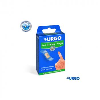URGO FAST Healing finger Hydrokoloidní náplast 8 kusů