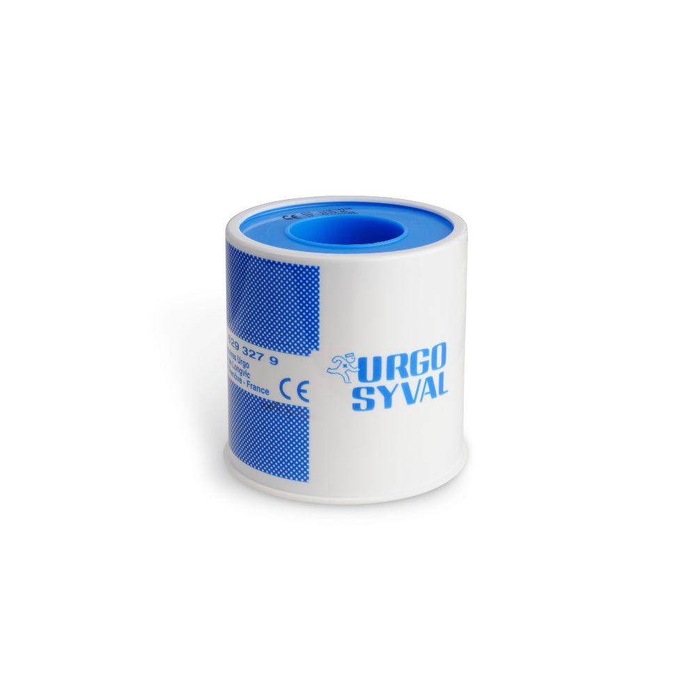 Náplast Urgo Syval 5 mx2.5 cm textilní