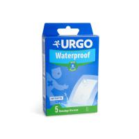 URGO Waterproof Voděodolná náplast Aquafilm 10x6cm 5ks