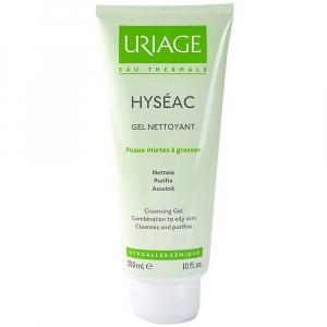 URIAGE Hyséac čisticí gel pro mastnou a smíšenou pleť 150 ml