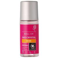 URTEKRAM BIO Deodorant roll-on s růží 50 ml