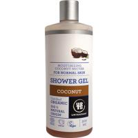 URTEKRAM BIO Hydratační sprchový gel s kokosovým nektarem 500 ml