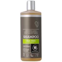 URTEKRAM BIO Šampon s tea tree pro podrážděnou vlasovou pokožku 500 ml