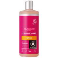 URTEKRAM BIO Sprchový gel růžový 500 ml