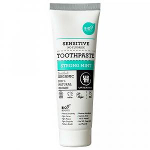 URTEKRAM BIO Zubní pasta sensitive 75 ml