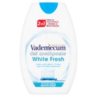 VADEMECUM Zubní pasta 2v1 White Fresh 75 ml