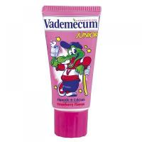Vademecum zubní pasta Junior 50ml - jahoda