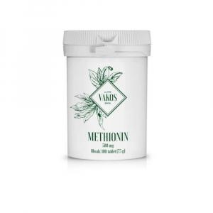 VAKOS Tableta methioninu 500mg 100 tablet