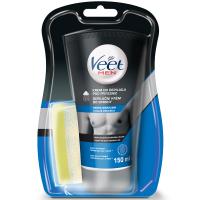 VEET Depilační krém do sprchy pro citlivou pokožku Men Silk & Fresh 150 ml