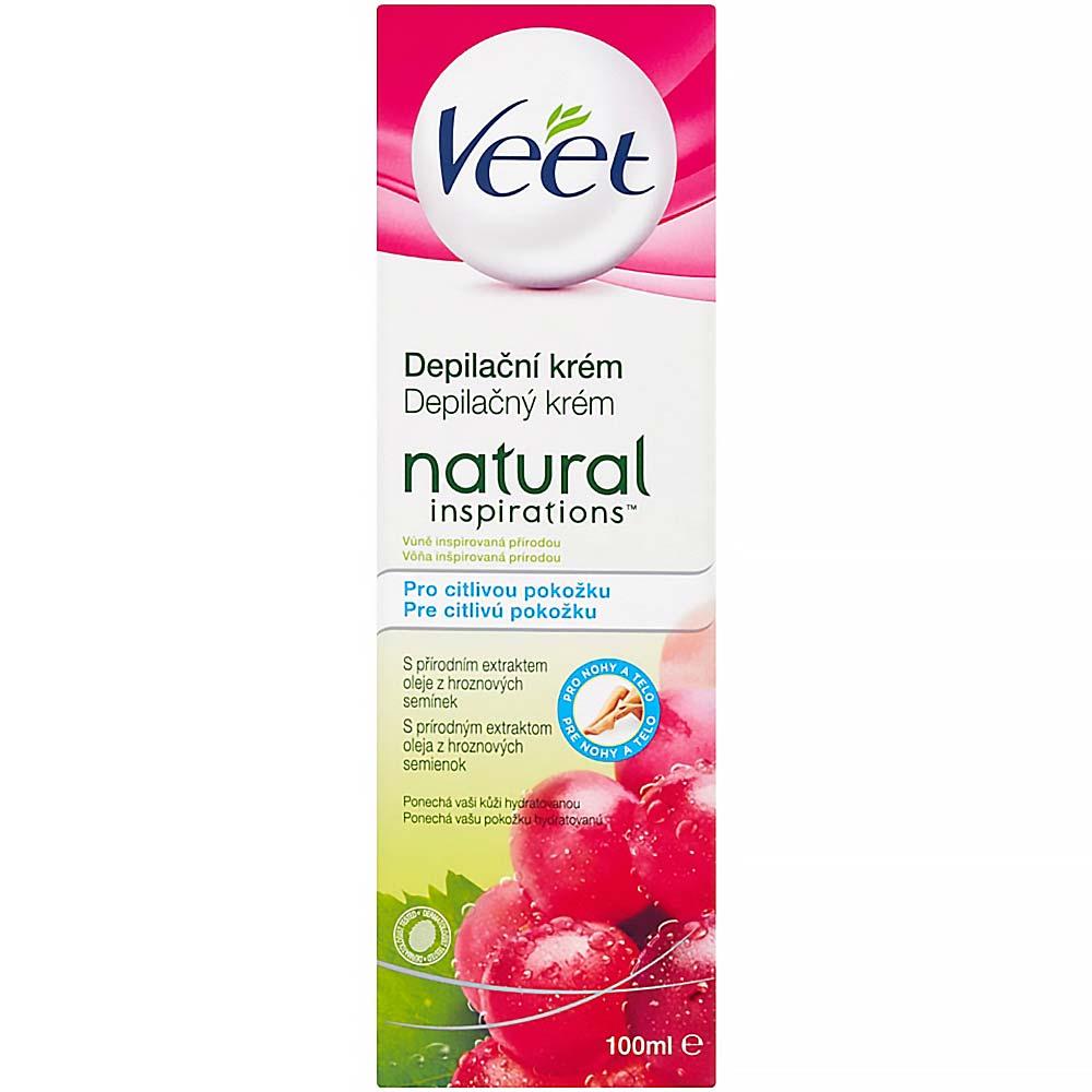 VEET Natural Inspirations Depilační krém 100 ml