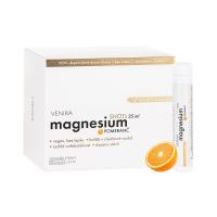 VENIRA Magnesium shots příchuť pomeranč 20 ampulí