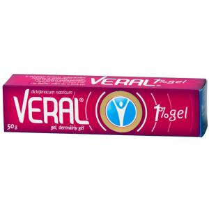 VERAL Gel 10 mg 50 g II