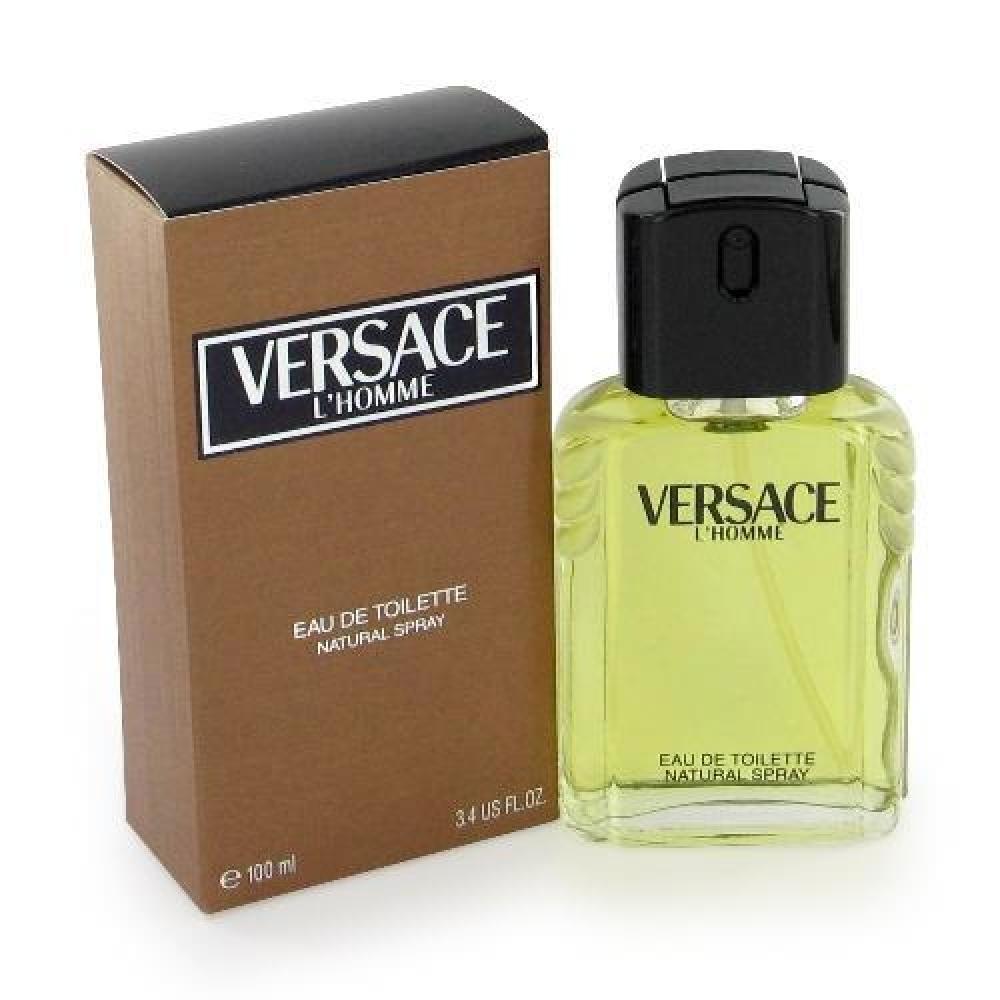 Versace L´Homme Toaletní voda 100ml tester TESTER