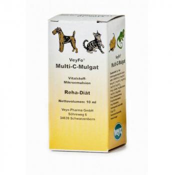 VEYX Bio-Weyxin Multi-C-Mulgat 10 ml