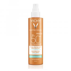 VICHY Capital Soleil Multi-protekční sprej SPF 50+ 200 ml