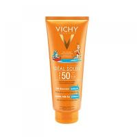 VICHY Idéal Soleil ochranné jemné mléko pro děti na obličej a tělo SPF 50 300 ml