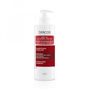 VICHY Dercos posilující šampon s aminexilem 390 ml