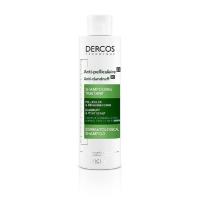VICHY Dercos Šampon proti lupům pro normální až mastné vlasy 200 ml