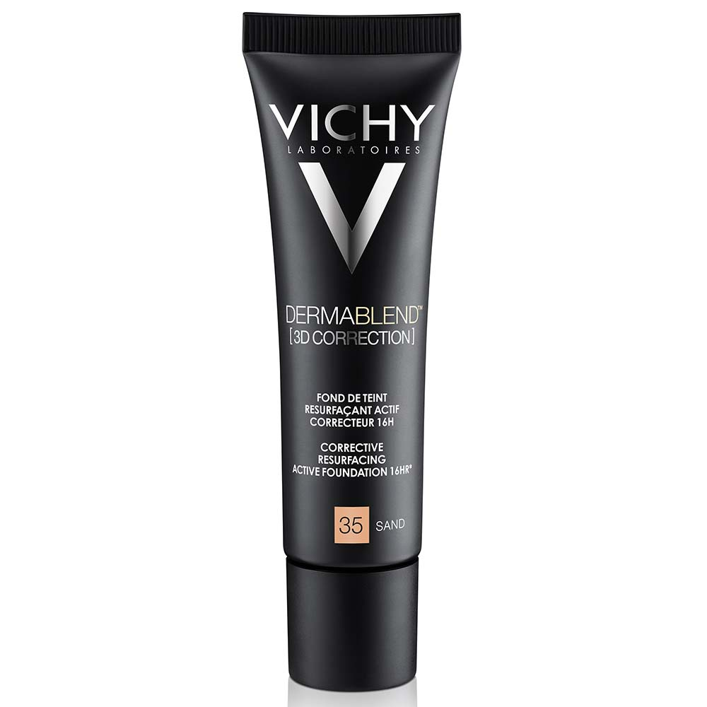 VICHY Dermablend 3D vyhlazující make-up - odstín 35 Sand 30 ml