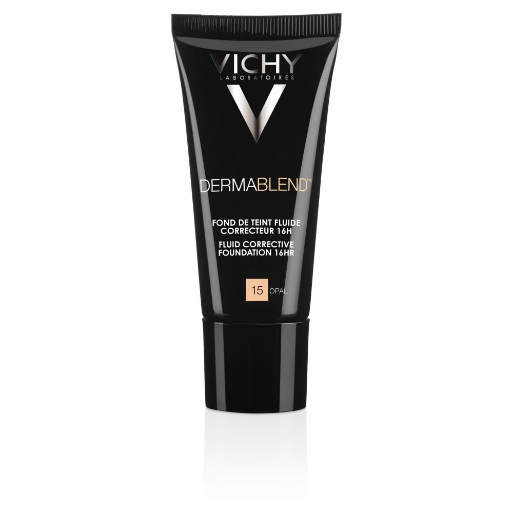 VICHY Dermablend - korekční make-up 15 světlá 30 ml