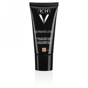 VICHY Dermablend Fluidní korekční make-up - odstín 45 Gold 30 ml