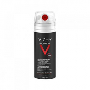VICHY Homme Deo spray 72 hodin 150 ml