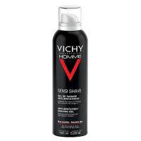 VICHY Homme Gel na holení proti podráždění pleti 150 ml