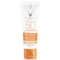 VICHY Idéal Soleil Ochranný krém proti pigmentovým skvrnám SPF 50+  50 ml